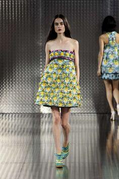 Mary Katrantzou Printemps/Eté 2014, Womenswear - Défilés (#16253)