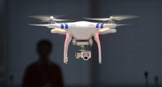 Drones fly into the political ad wars | Campaign advertising gurus are using small versions of the unmanned aircraft to shoot footage of a fly-fishing candidate, scenic shots of a downtown and a marina, a pol walking near wind turbines, and other promotional images.