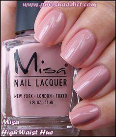 MISA Nail Polish -high-waist-hue