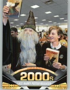 2011 American Pie #191 Last Harry Potter Released - A Celebration of American Pop Culture - Trading  @ niftywarehouse.com