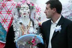 ผลการค้นหารูปภาพสำหรับ Pomak Brides(Bulgaria)