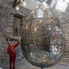 #cosmic egg#andrewlogan  #artisticadventure
