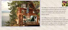 The Cliffhouse & Treehouse Welcome You To Galiano Island