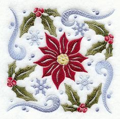 Machine Embroidery Designs at Embroidery Library! - Color Change - X4503
