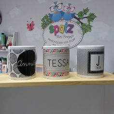 We so need coffee this morning here at SPATZ HQ! checkout these gorgous coffee or tea mugs. Grab them online or instore. Personalized Gifts For Kids, Need Coffee, Tea Mugs, Baby Gifts, Peeps, Mini, Happy, Sparrows, Tea Cups