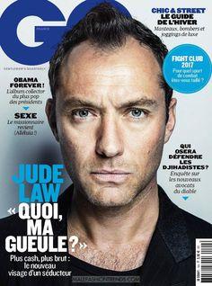 Male Fashion Trends: Jude Law por Marco Grob para GQ Francia