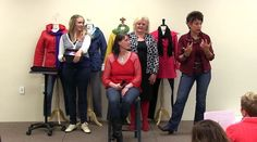 In this Club Night, Carol shares the 5 key componentsthatbring together your personal style.