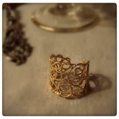 Collezione Marigold  Anello in Argento 925  di GiorgioGuidiDesign