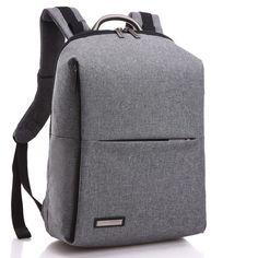 32.99$  Watch now - https://alitems.com/g/1e8d114494b01f4c715516525dc3e8/?i=5&ulp=https%3A%2F%2Fwww.aliexpress.com%2Fitem%2FNew-Fashion-Unique-Man-Backpack-Oxford-Rucksack-School-Back-Pack-Men-Square-Backpack-Laptop-Bag-14%2F32655260689.html - Fashion Unique Man Backpack School Backbag Square Men Backpack 14 inch Women Laptop Bag Computer