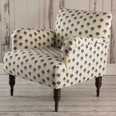Floral Cottage Arm Chair