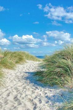 Urlaub machen auf Sylt im September - Ferienwohnungen vergleichen I Love The Beach, Beach Scenes, Ocean Beach, Nature Beach, Beach Cottages, Beach Pictures, Beach Trip, Belle Photo, Beautiful Beaches