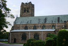 St Anne's Church, Worksop, England