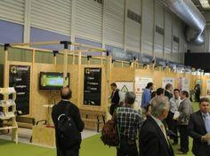 Expobioenergía mantiene su apuesta por la sostenibilidad e impulsa una feria de stands ecológicos