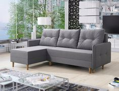 Corrigan Studio Beautiful modern designed 3 seater and ottoman. It conveniently turns into a sectional with a flexible orientation. Recliner With Ottoman, Swivel Recliner, Chaise Sofa, Sleep Number Mattress, Upholstered Platform Bed, Modular Sofa, Seat Cushions, Modern Design, Upholstery
