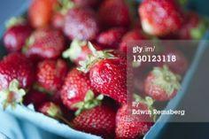 Stock Photo : Strawberries in PA