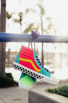 2a48777ad7a Create your perfect pair of Vans in the Customs Shop. Mix up prints
