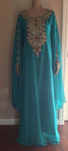 DUBAI VERY FANCY KAFTANS Abaya Jalabiya Ladies Maxi Dress Wedding  gown #IMPORTEDKAFTANS #Maxi #Formal