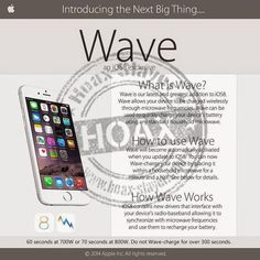 Do NOT try to charge your iPhone in a microwave. Message is just a nasty hoax. Microwaving your phone will destroy it.