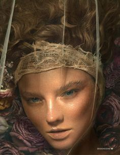Alanna Whittaker Channels Marie-Antoinette In F&G Images For Design SCENE Jan/feb 2017 — Anne of Carversville Artistic Photography, Fashion Photography, Love Fashion, Fashion Beauty, Beauty Shoot, Mood, Marie Antoinette, Editorial Fashion, Dreadlocks