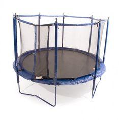 14' Elite System JumpSport Trampoline with Safety Enclosure