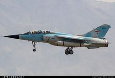 Overhauled by Iran Aircraft Industries (IACI).This ex Iraqi Air Force Mirage is shown here after attending IRIAF parade 2014.