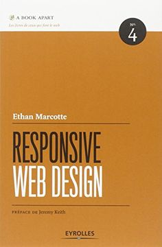 """Responsive Web Design by Ethan Marcotte. """"This book contains a simple idea that designers often overlook: websites were never meant to be restricted to one screen size"""" - Recommended by Sean Grant RGD"""