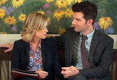 Parks and Recreation Boss on the 100th Episode and Leslie's Future