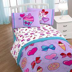 Nickelodeon JoJo Siwa Twin Sheet Set, 1 Each, White Best Sheet Sets, Twin Sheet Sets, Girls Twin Bed, Girls Bedroom, Jojo Siwa, Wood Bedroom Sets, Bedroom Ideas, Twin Bed Sheets, King Storage Bed