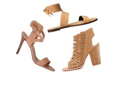 Rank & Style - Best Nude Shoes For Summer #rankandstyle