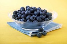 Who knew there was a blueberry council?