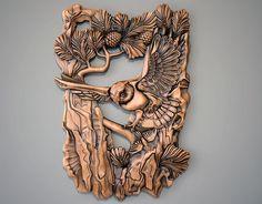 Резьба по дереву птиц: фото и эскизы как сделать другие фигурки