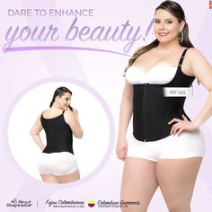 3c75967e74 This vest is of design and quality 100% Colombian. The top layer is made.  Fajas Colombianas Shapewear