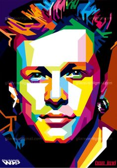 jon bon jovi----- not specifically him, but I like the style of this