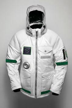 SPACELIFE Terra Line Jacket Interplanetary Travel space spacesuit cosmos astronaut nasa