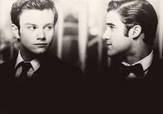 hhh  After weeks of voting the winners have been announced and Glees Klaine played by Chris Colfer(Kurt) and Darren Criss (Blaine) won the Give Me My Remote TV award for favorite TV couple! Gleeks know that Blaine and Kurt are the mose adorable couple on TV. Glee also won worst season cliffhanger only because how dare Glee break up Finchel!!!!!! Glees first half of Season 3 was disappointing for sure but the second half was wonderful! click image