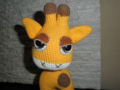 hačkovaná žirafa Oven