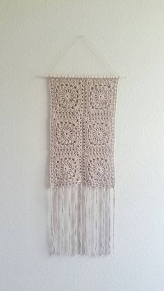Check out this item in my Etsy shop https://www.etsy.com/listing/454566192/crochet-wall-tapestry-crochet-wall