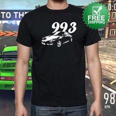PORSCHE 911 993 T-SHIRT STUTTGART, GERMANY #porsche #s #boxster #911targa4gts #porschepix #car #exoticcar #exotic #speed #auto #gt3rs #porscheaday #porschefans #911 #gt3 #gt2 #gt1 #997 #991 #porsche911 #black #911r #cayenne #carrera #cayman #918spyder #amazingcars247 #carspotting #caroftheday #autogespot