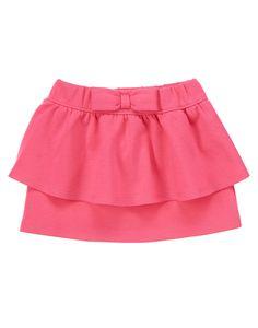 Peplum Skirt at Gymboree