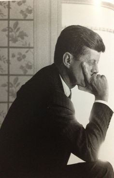 """""""I asked L Johnson if he were available for the vice presidency. He told me that he was. He then suggested that I discuss the matter with various other party leaders while he conferred with his own advisers."""" - JFK Kennedy neglected to mention that he was startled by Johnson's willingness."""