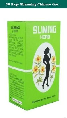 30 Bags Slimming Chinese Green Tea Drink Burn Weight Lose Diet Detox Fat Loss Slender Product. German Herb Sliming Herb Tea: 1. Good for overweighted persons who do not want to control food consumption. 2. Can be taken by both male/female. 3. Modern European formula prepared from traditional Asian ingredients. 4. Accordance with the latest scientific research 5. Each Big bag contains 10 tea small bags. Slimming Herb is good for overweighted persons who do not want to control food…