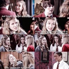 House Of Anubis. The curse of Nina
