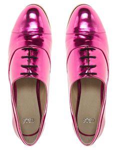 ASOS MASCOT Flat Shoes