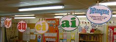 Joy of Teaching: Diphthong Posters