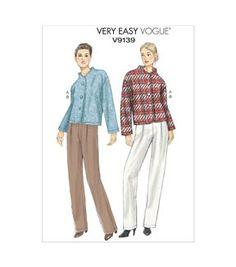 f3fa63bd8780 Vogue Patterns Misses Casual - V9139 Dog Clothes Patterns