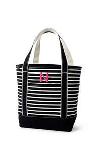 Print Canvas Tote Collection