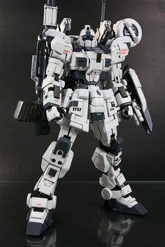 "1/100 GM sniper ""the white walker"" custom build - MECHAPINOY GM GROUPBUILD - Gundam Kits Collection News and Reviews"