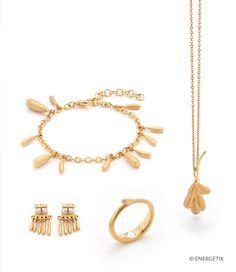 #SCHMUCK #MODESCHMUCK #ARMBAND #RING #OHRINGE Veil, Gold Necklace, Wellness, Jewelry, Nature, Fashion, Fashion Jewelry, Wristlets, Moda