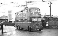 Image result for london trolleybus