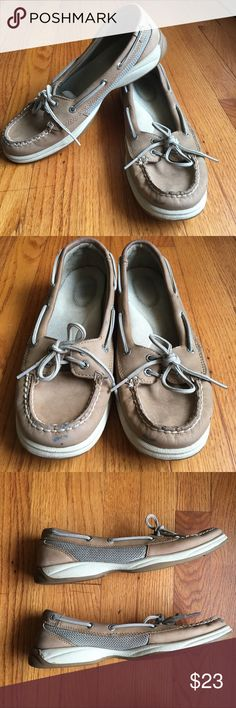 Classic Sperry Boat shoes Angelfish boat shoe linenoat Sperry Top-Sider Shoes